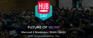 #eRH - HUBDAY Future of Work - By HUB Institute @ LE MEDEF  | Paris-7E-Arrondissement | Île-de-France | France