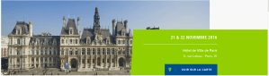 #SMARTCITY - Smart City - By la Tribune @ Hôtel de Ville de Paris | Paris | Île-de-France | France