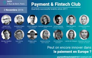 #FINTECH - Peut-on encore innover dans le paiement en Europe ? - By ACSEL et Alteir Consulting @ FNTP  | Paris | Île-de-France | France