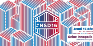 #NSD16 -  Netsecure Day - By Association NetSecure Day @ Seine Innopolis  | Le Petit-Quevilly | Normandie | France
