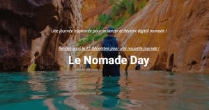 #ENTREPRENARIAT- NOMADE DAY - By Le Nomade Show