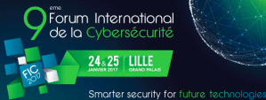 #CYBERSECURITE - Forum International de la Sécurité - By Gendarmerie Nationale, CEIS et Euratechnologies @ Lille Grand Palais  | Lille | Hauts-de-France | France