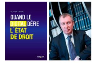 #JURIDIQUE - Quand le digital défie l'État de droit - BY FORUM ATENA @ Les NOCES de Jeannette | Paris | Île-de-France | France