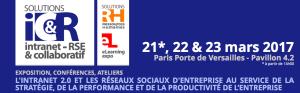 #IT - Solutions Intranet - RSE et collaboratif - By Infopromotions @ Parc des Expositions Porte de Versailles  | Paris | Île-de-France | France