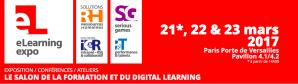 #FORMATION - eLEARNING EXPO - By Infopromotions @ Parc des Expos Porte de versailles  | Paris | Île-de-France | France