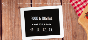 #FOODTECH - Food & Digital - By JDN EVENTS @ La Maison Champs-Elysées | Paris | Île-de-France | France