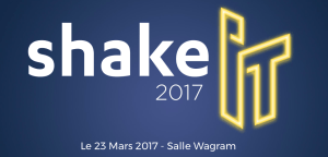 #IT - Shake IT - By Linkbynet @ Salle Wagram  | Paris-17E-Arrondissement | Île-de-France | France