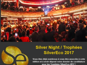 #INNOVATIONS - SILVER NIGHT 2017 - By ON-MEDIO et SilverEco.fr @ Folies Bergere | Paris | Île-de-France | France