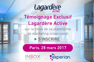 #eMARKETING - Marketing cross-canal : choisir sa plateforme nouvelle génération - By Experian et Ineox @ Le Saint-Fiacre | Paris | Île-de-France | France