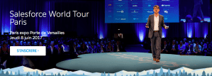 #eMARKETING - Salesforce World TOUR - By SalesForce @ Paris expo Porte de Versailles | Paris | Île-de-France | France