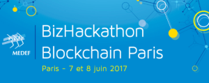 #INNOVATIONS - BIZHackaton Blockchain Paris - By MEDEF @ EMLYON  | Paris | Île-de-France | France