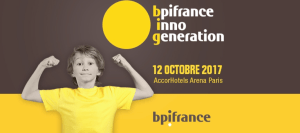 #ENTREPRENARIAT - BPI INNO GENERATION - By BPI @ Accor Hotel Arena  | Paris | Île-de-France | France