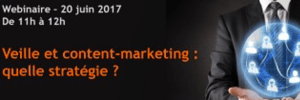 #eMARKETING - Webinar Veille et content-marketing - By Europress @ Webinar | Paris | Île-de-France | France