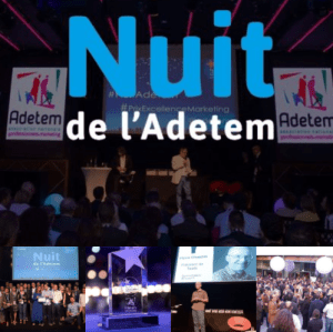 #eMARKETING - Nuit de l'Adetem - By ADETEM @ Salle Wagram | Paris | Île-de-France | France