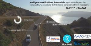 #INNOVATIONS - IA et automobile: opportunités pour constructeurs, assureurs, banquiers,...By Blue DME @ Paris | Île-de-France | France