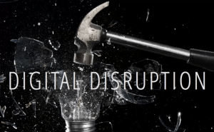 #VEILLE - Webinar - Surviving the Storm Winds of Digital Disruption - By Gartner