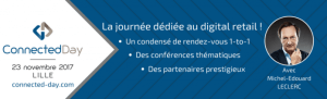 #eCOMMERCE - Connected Day - By L'Institut du Commerce Connecté @ EDHEC Business School | Roubaix | Hauts-de-France | France