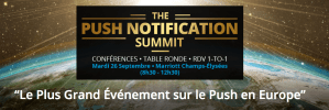 #eMARKETING - The Push Notification Summit - By ACCENGAGE @ Palace Marriott | Paris | Île-de-France | France