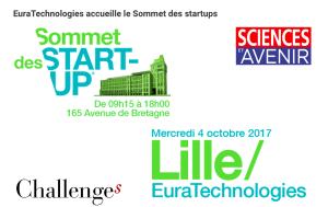 #STARTUP - Sommet des Startups - By Challenges et Sciences &Avenir @ Lille | Hauts-de-France | France