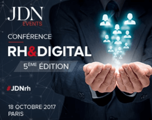 #JDNRH -  RH et DIGITAL - By JDN @ ELYSEUM  | Paris | Île-de-France | France