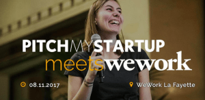 #STARTUP - Pitch My Startup meets WeWork n°2 - By Pitch My Startup @ WEWORK LA FAYETTE  | Paris | Île-de-France | France