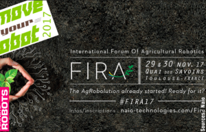 #FIRA - Forum International de la Robotique Agricole - By Naio Technologies @ Quai des Savoirs | Toulouse | Occitanie | France