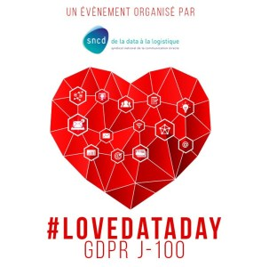 #MARKETING - Love Data Day - By SNCD @ Paris-14E-Arrondissement | Île-de-France | France