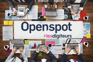 #INNOVATIONS -  Inauguration de l'Openspot92 - By Les Digiteurs @ CCI Hauts-de-Seine | Nanterre | Île-de-France | France