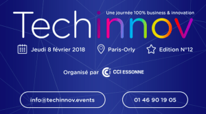 #INNOVATIONS  - TECHINNOV - By CCI de l'Essonne @ Aéroport Orly – Terminal Sud  Orly | Paray-Vieille-Poste | Île-de-France | France