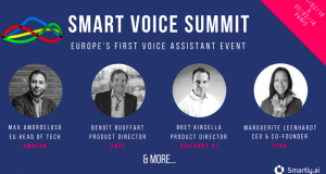 #INNOVATIONS - Smart Voice Summit - By Smartly.AI @ BNP Paribas | Paris | Île-de-France | France