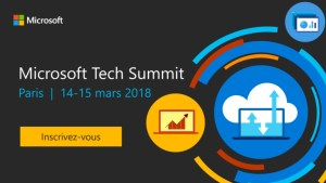 #TECH - Microsoft Tech Summit - By Microsoft