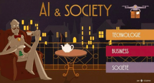 #INNOVATIONS - Ai & Society - By GOLEM A.I @ Campus numérique Ionis | Paris | Île-de-France | France