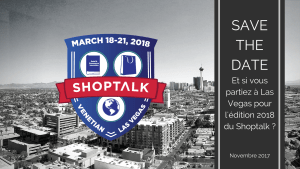 #RETAIL - Shoptalk - By Shoptalk @ Venetian | Las Vegas | Nevada | États-Unis