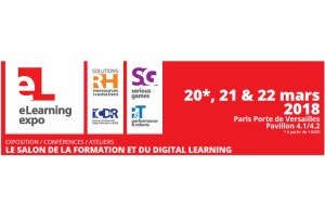 #RH - eLearning expo - By Groupe Solutions @ Paris Porte de Versailles Pavillon 4.1/4.2 | Paris | Île-de-France | France