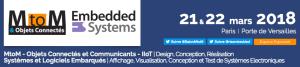 #TECH - Salon MtoM & Objets Connectés et Embedded Systèmes - By Groupe Solutions @ Paris Expo Porte de Versailles - Pavillon 5.3 | Paris | Île-de-France | France