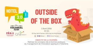 #INNOVATIONS - HOTEL 2.0: Outside of the box - By Outside the box @ AccorHotels S.A Sequana | Issy-les-Moulineaux | Île-de-France | France