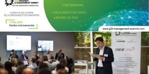 #MARKETING - G20 Marketing & Innovation - By Leaders League @ Pavillon d'Armenonville  | Paris | Île-de-France | France