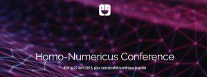 #SOCIETE - Homo Numericus  la conférence - By Homo Numericus @ La Friche Belle de Mai | Marseille | Provence-Alpes-Côte d'Azur | France