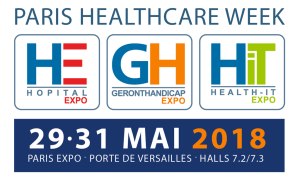 #eSANTE - Paris Healthcare Week - By FHF @ Paris Expo – Porte de Versailles  | Paris | Île-de-France | France