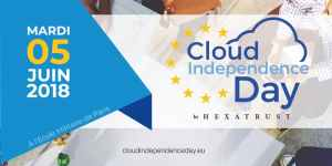 #TECH - Cloud Independance Day - By Cloud Confidence - Hexatrust @ Ecole Militaire | Paris | Île-de-France | France