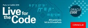 #TECH - Oracle Code - By Oracle France @ New Cap Event Center  | Paris | Île-de-France | France