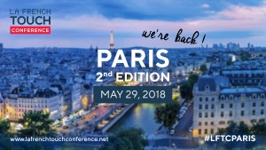#ENTREPRENARIAT - La French Touch Conference Paris - By Gael Duval @ Morning Coworking Trudaine | Paris | Île-de-France | France