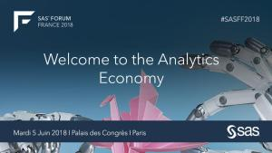 #MARKETING #SASFF2018 - SAS Forum France 2018 - By SAS @ Palais des Congrès de Paris - Niveau 3 | Paris | Île-de-France | France
