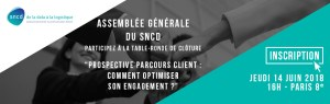 #MARKETING - Prospective Parcours client : comment optimiser son engagement ?  - By SNCD @ Salons Marceau  | Paris | Île-de-France | France