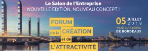 #ENTREPRENARIAT - Forum de la Création et de l'Attractivité- By FG Smart Event @ Palais de la Bourse  | Bordeaux | Nouvelle-Aquitaine | France
