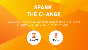 #INNOVATIONS #SparkParis - Spark the Change Paris - By Wemanity @ Théatre de la Madeleine | Paris | Île-de-France | France