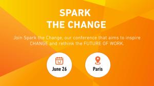 #INNOVATIONS #SparkParis - Spark the Change Paris - By Wemanity @ Théatre de la Madeleine | Paris | Île-de-France | France