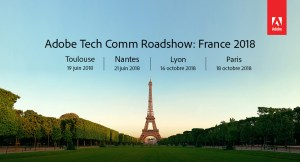 #Marketing - Adobe Tech Comm Roadshow Paris - By Adobe