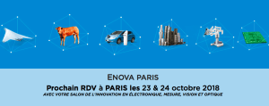 #INNOVATIONS - ENOVA PARIS -  By GL Events Exhibitions @ Parc des expositions  | Paris | Île-de-France | France