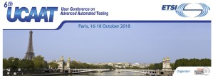 #IT - UCAAT (User Conference On Advanded Automated Test) - By Testing Solutions and Services @ Le Mas | Paris | Île-de-France | France